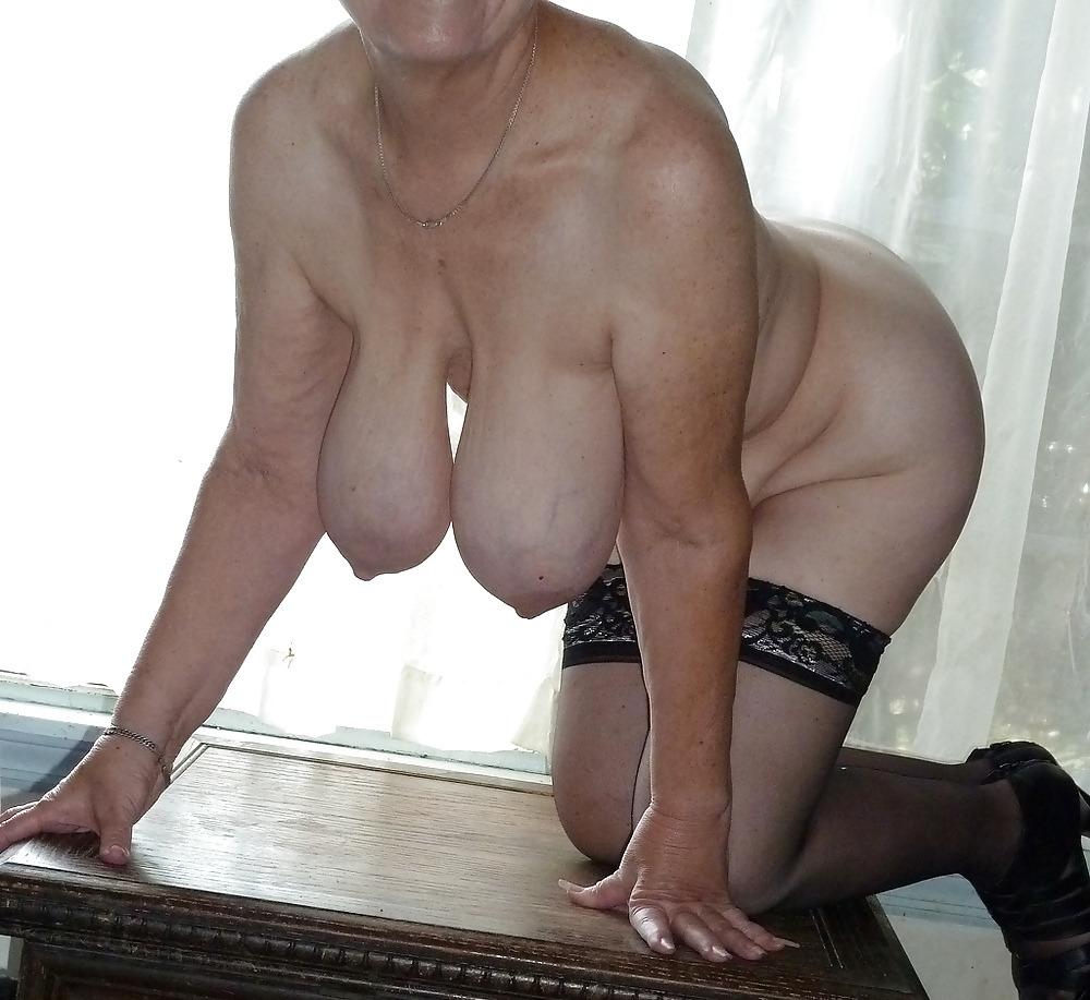 Empty tits long Saggy tits