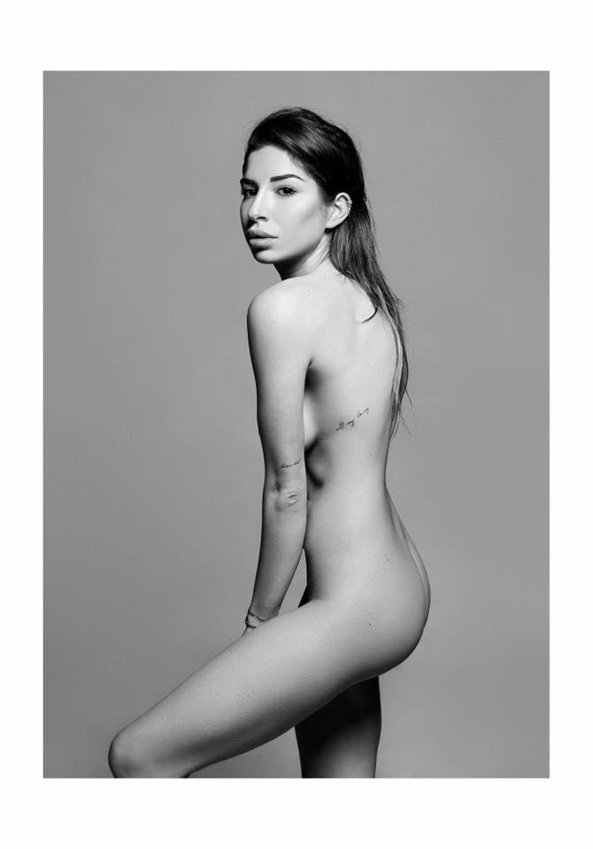 skinny female big tits